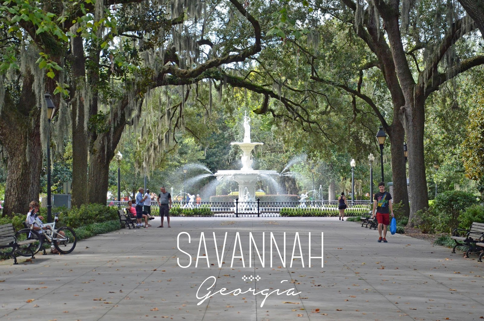 Southern Living In Savannah, Georgia